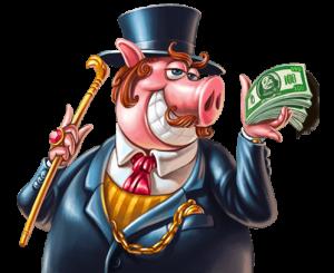 bethard piggy