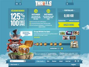 Thrills Screenshot