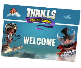 thrills welcome